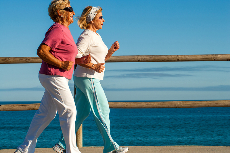 4 Reasons Why Walking is Good for You