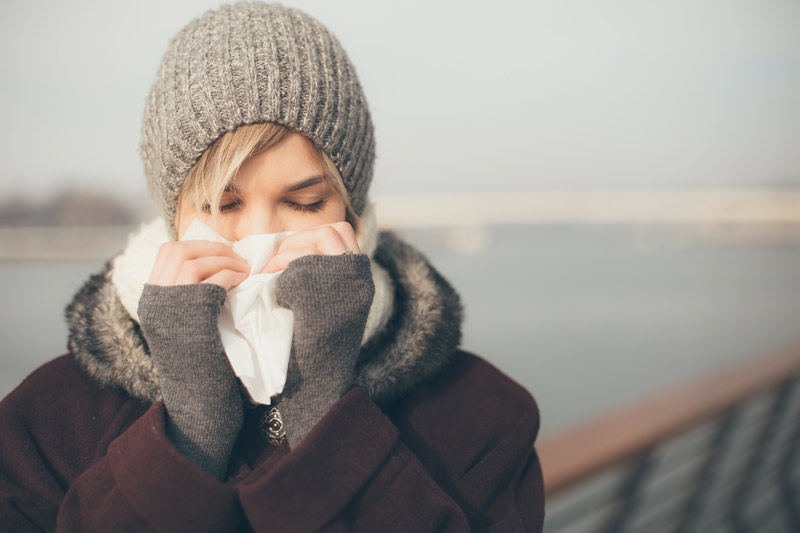 stay healthy during winter