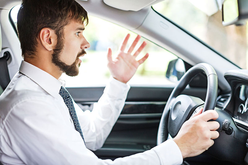 The Dos and Don'ts of Road Rage