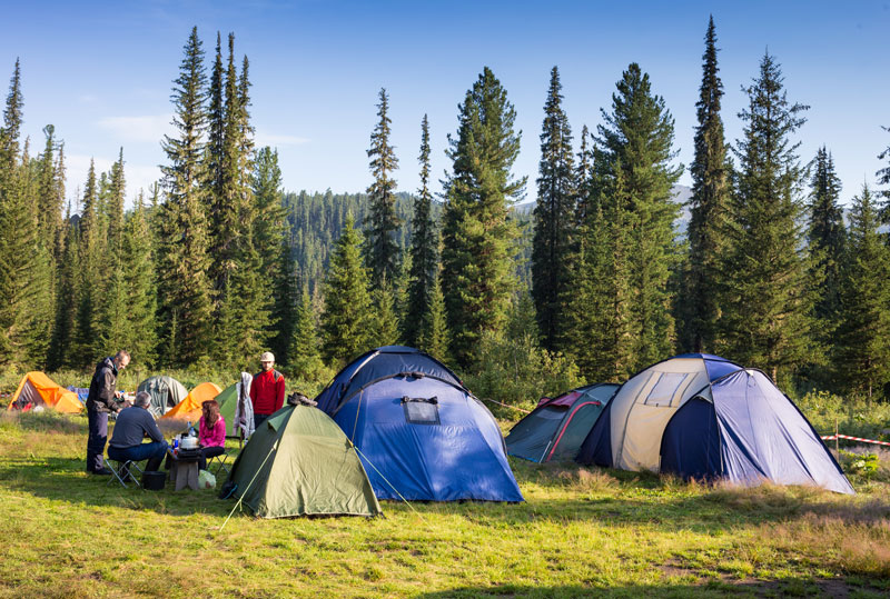 How to Prevent a Campsite Burglary