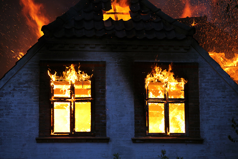 How to Recover After a House Fire