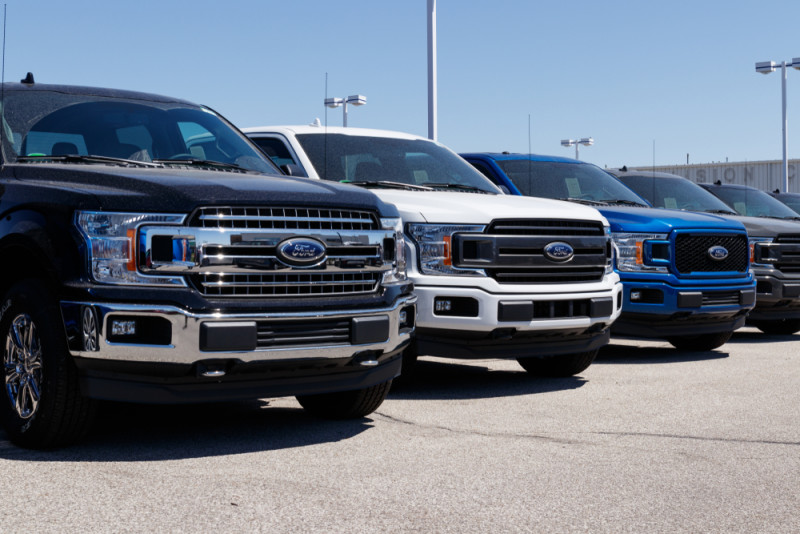 Ford Recalls Two Million F-150 Trucks Due to Fire Risk