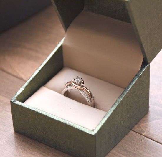 Popped the Question Over Valentine's Day? Remember to Insure the Rock