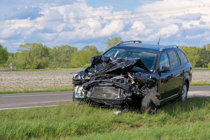 auto damage car accident wreck insurance Important Tips for Handling a Total Loss Vehicle Claim